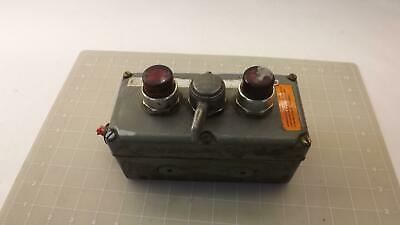 Square D KY-3 Ser A Control Station T25795