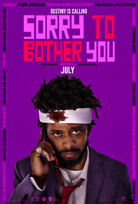READ SORRY TO BOTHER YOU HD Digital No Physical Disk HD 2018 movie