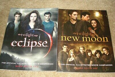 The Twilight Saga : New Moon & Eclipse The Official Illustrated Movie Companion