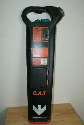 Radiodetection C.A.T Cable Locator  (1)