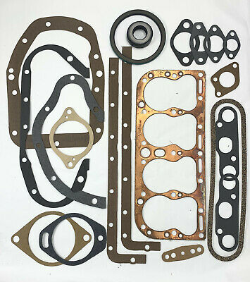 FULL Engine Gasket Set - Hercules ZXB-3 ZXB-5 - Avery V