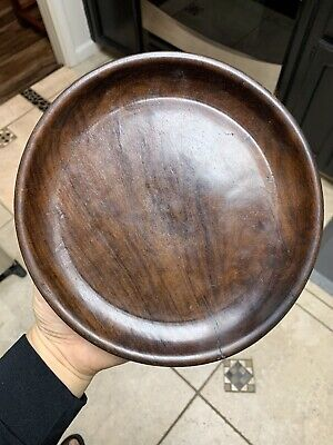 From Estate Old Chinese Ming Zitan Wood Tray Huanghuali Qing Asian China