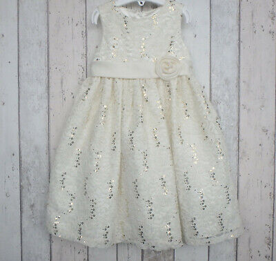 ** Beautiful Girls Sequin Detailed Dress - Couture Princess (4 years) **