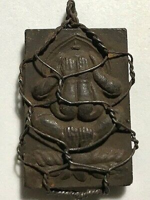 PHRA PANG PRATHANAPAI LP RARE OLD THAI BUDDHA AMULET PENDANT MAGIC ANCIENT IDOL1