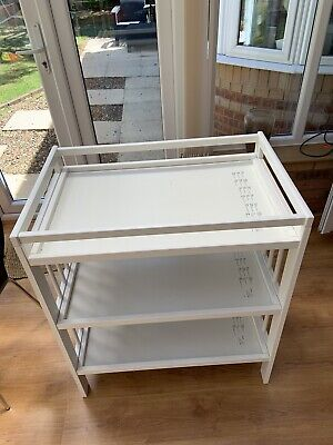 Ikea White Baby Changing Table