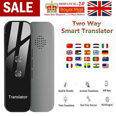 72 Languages Translaty MUAMA Enence Smart Instant Voice Translator UK STOCK