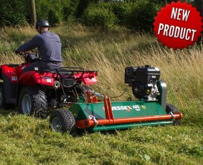 Wessex Afe-120 Flail Mower