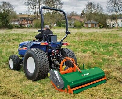 Wessex Flail Mower 1.23m