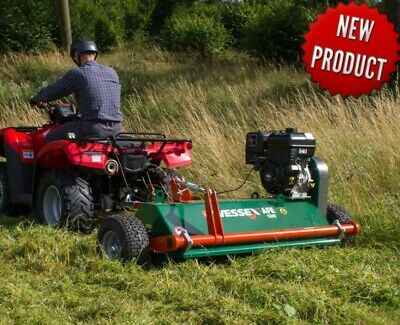 Wessex Flail Mower AFE 120