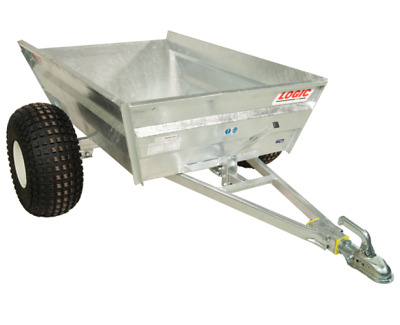 Logic Off Road Heavy Duty Tipping Trailer Sdt