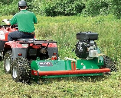 Wessex Af-120 Flail Mower 1.2M