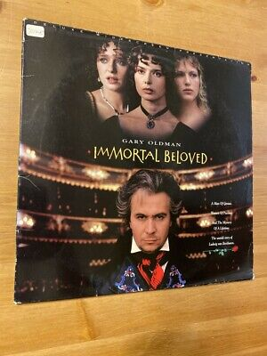Immortal Beloved / Widescreen - Laserdisc - GOOD CONDITION !