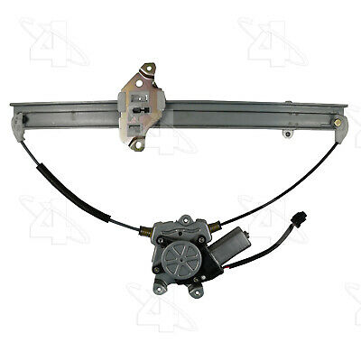 Power Window Motor and Regulator Assembly-Window Assembly Rear Right ACI/Maxair