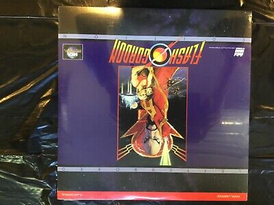 Flash Gordon Laserdisc