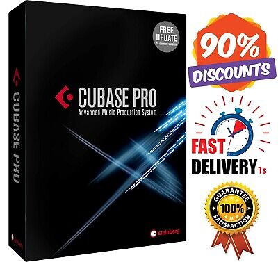 ➡️Steinberg Cubase Pro 10.5  Full version Lifetime  ✅ Instant Delivey 1s  🚀