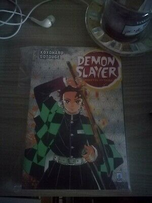Demon Slayer - Variant Napoli Comicon n*1 Nuovo Star Comics  IMBUSTATO