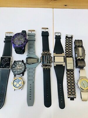 Joblot Watches X 10