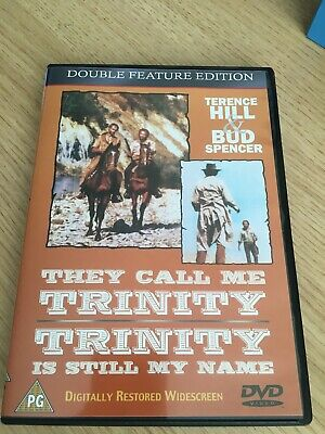 They Call Me Trinity / Trinity Is Still My Name (DVD, 2003)