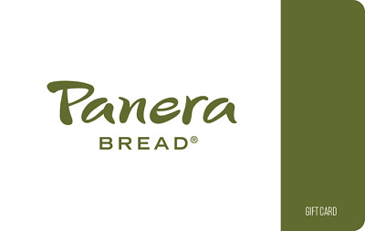 Panera Bread In-Store Gift Card $75.00
