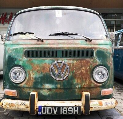 Vw early bay window 2007cc air cooled