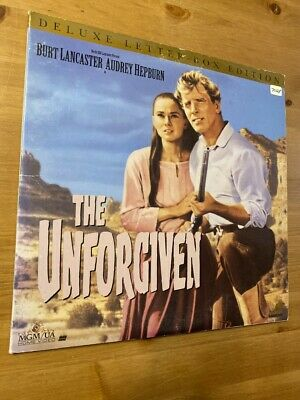 The Unforgiven - LaserDisc - GOOD CONDITION !