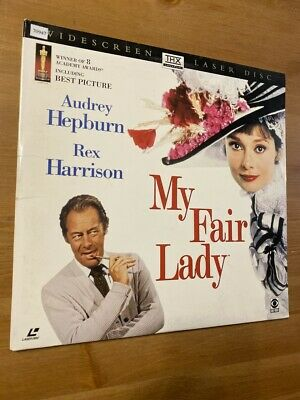 My Fair Lady - LASERDISC - GOOD CONDITION !