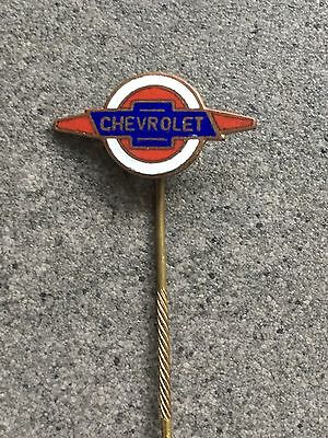 Chevrolet Anstecknadel / Pin / Sticker