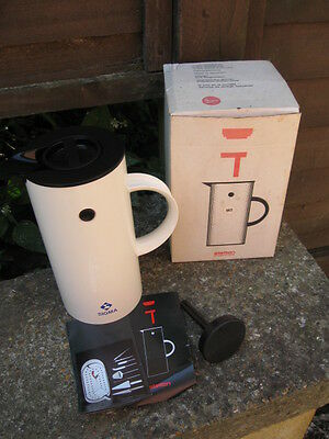 Rare Early Stelton 0.5L Vacuum Jug.marked 'Sigma'.965.E.magnussen.new Old Stock