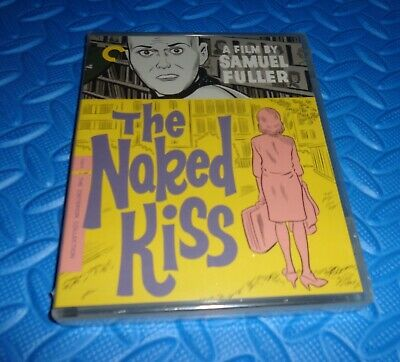 The Naked Kiss (Blu-ray Disc, 2011, Criterion Collection) Brand New