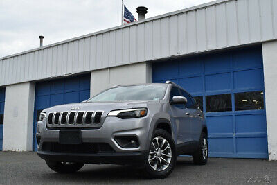2019 Jeep Cherokee Latitude Plus Leather Trimmed Heated Seats Uconnect Rear View Cam Heated Steering Safety Tec +