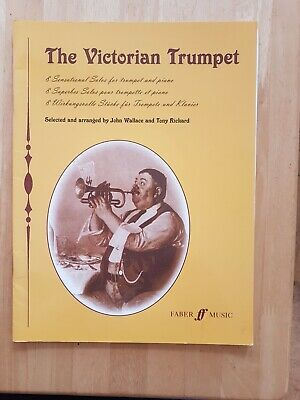 The Victorian Trumpet - 8 Solos For Trumpet And Piano