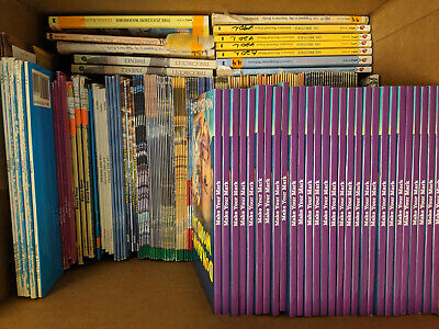 140 Used Books for Third to Fifth Grade Level Readers McGraw Hill Benchmark