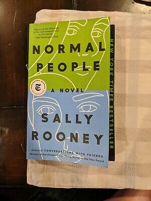 Normal People by Sally Rooney Like New Condition Paperback