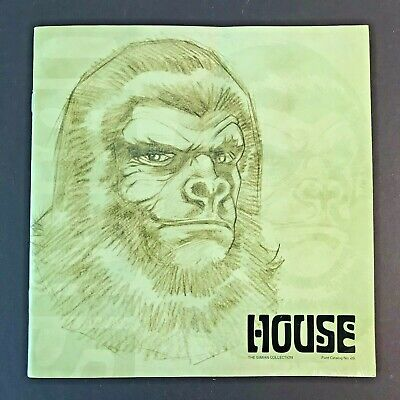 Simian, House Industries, Font Catalog No. 26, 2001, typography, graphic design