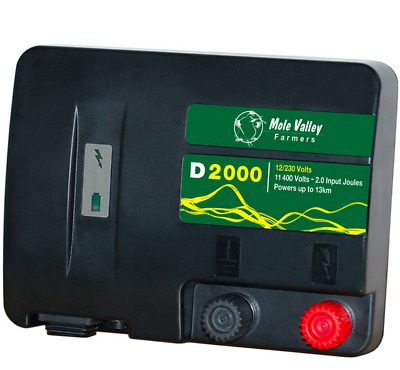 Mole Valley Fence energizer D2000