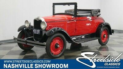 1928 Chevrolet Series AB Sport Cabriolet NICELY FINISHED ORIGINAL STYLE, 171CI INLINE 4, DROP TOP SPORT CABRIOLET, COOL!