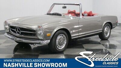 1970 Mercedes-Benz SL-Class  W113 Pagoda Mercedes restored
