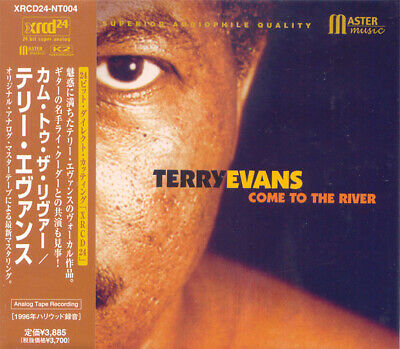 NT 004 | Terry Evans - Come To The River CD XRCD