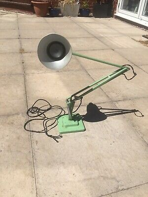 Original HERBERT TERRY Vintage Stepped Anglepoise Lamp **Made In Redditch **