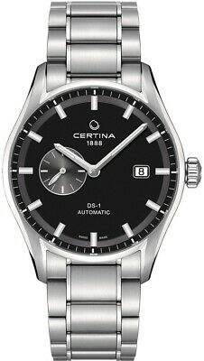 Gent's watch Certina DS 1 Small Second