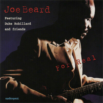 AUDIOQUEST | Joe Beard - For Real SACD