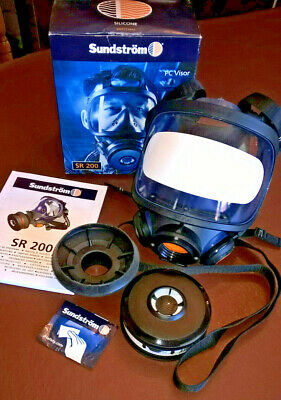 Sundstrom SR200 Full Face Mask New in Box