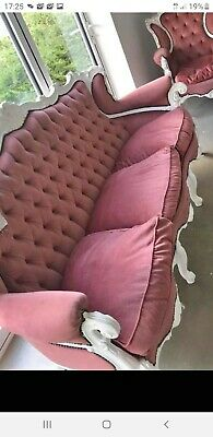 Antique French Style Sofa