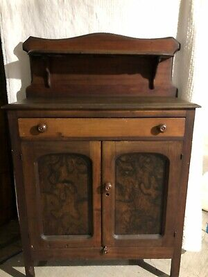 19th Century Antique Southern Pie Safe