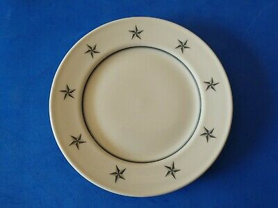 Vintage UNITED STATES LINES LAMBERTON STERLING PLATE RESTAURANT WARE CRUISE SHIP