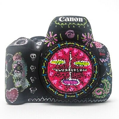 Canon EOS 650D Rebel T4i DSLR. APS-C Sensor (Body Only) COLLECTORS EDITION!