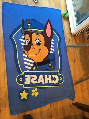 Paw Patrol Fleece Blanket Unwanted Gift GUC ( Combine Post )