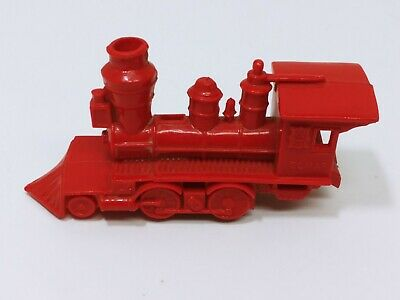 Vintage Mr Peanut Planters Nuts Red Elmar Train
