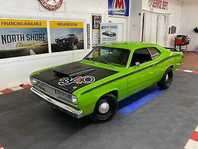 1970 Plymouth Duster -340 WEDGE TRIBUTE - SUPER CLEAN BODY - SEE VIDEO 1970 Plymouth Duster