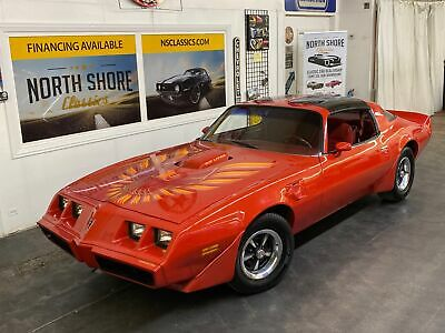 1979 Pontiac Trans Am -T-Tops-AC-Dual Exhaust-Bucket seats-Ralley Wheels Pontiac Trans Am Red with 56,000 Miles, for sale!